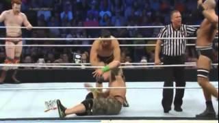 getlinkyoutube.com-Roman Reigns,John Cena & Sheamus vs Alberto Del Rio,Cesaro & Randy Orton,Bray Wyatt Full Match