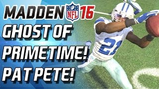 getlinkyoutube.com-DEION SANDERS OR PAT PETE? PLAYOFF DEBUT! - Madden 16 Ultimate Team
