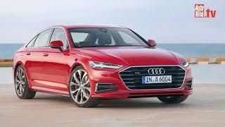 Audi A6 (2017) - Audi auf Diät