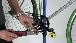 Crankset Puller Crank Arm Remover MTB Road Bike Cycling Repair Bicycle Use U5Q0