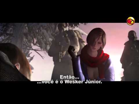 [UOL] Resident Evil 6 - Captivate 2012 Trailer Legendado