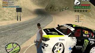 getlinkyoutube.com-GTA SanAndreas Multiplayer drift
