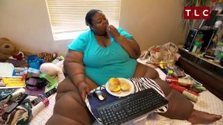 getlinkyoutube.com-Extreme Obesity | Junk Food Addict Marla Is Eating Herself To Death