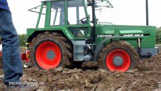 getlinkyoutube.com-Fendt Favorit 626 LS & Schlüter Super Trac 2200 TVL im Einsatz