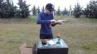 how to load and shoot my .50 cal pirate pistol