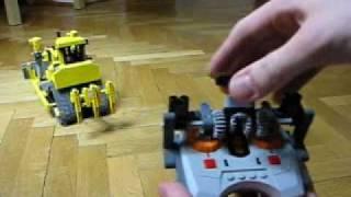 getlinkyoutube.com-8879 Lego Remote Speed Control Enabled Handset