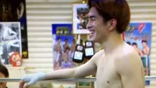 井岡一翔 ビートたけし。