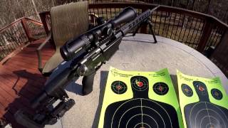 getlinkyoutube.com-Ruger Precision Rifle First Shots....Love this Rifle!!