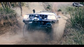 getlinkyoutube.com-Insane Jeep Grand Cherokee offroad 4x4