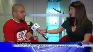 JC SUPER STAR habló con Gaby Romero