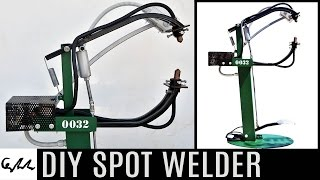 getlinkyoutube.com-DIY Spot Welder