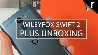 getlinkyoutube.com-Wileyfox Swift 2 Plus unboxing and hands-on review