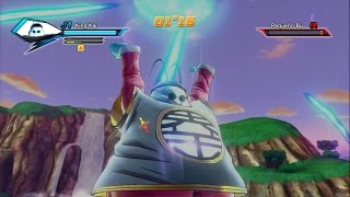 King Kai vs Kid Buu | Dragon Ball Xenoverse