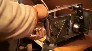 How to make a knife blade. Изготовление клинка ножа своими руками.