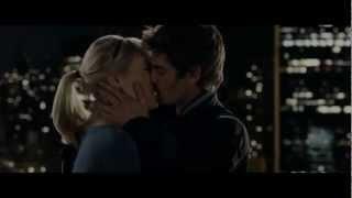 getlinkyoutube.com-The Amazing Spider-Man - Rooftop Kiss Scene [HD]