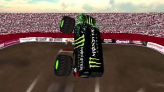getlinkyoutube.com-Rigs Of Rods- Monster Jam Crash/Save Madness 2