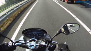 getlinkyoutube.com-Honda PCX 125 Bert special HD 190cc