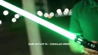 Ultrasabers Dark Initiate V4 Showcase - Lightsabers Singapore