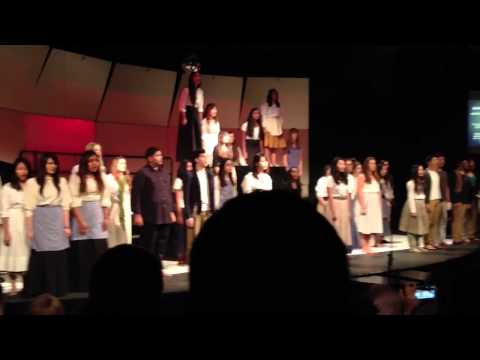 ISKL Singers - Les Miserables