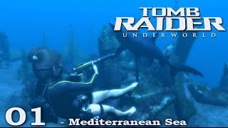 getlinkyoutube.com-[HD] Tomb Raider Underworld Walkthrough Part 1 - Mediterranean Sea - ITA (PS3)