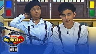 getlinkyoutube.com-Bailey at Ylona, sumabak na sa tagalog test ni Kuya
