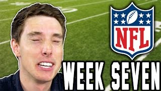 getlinkyoutube.com-FANS HATE ME! - LazarBeam Predicts NFL Week SEVEN!