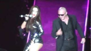 Pitbull feat. Nayer Give Me Everything Tonight LIVE at Prudential Center