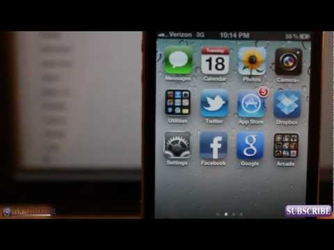 iOS 6 / iOS 5 - New Features / Tips - Google Contacts to iCloud and iPhone 5 / 4S or iOS Device