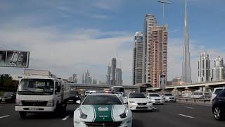 getlinkyoutube.com-Supercar Police Patrol in Dubai - full documentary