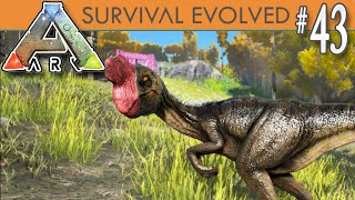 getlinkyoutube.com-ARK: Survival Evolved - Oviraptor !!!