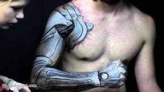 getlinkyoutube.com-Fullmetal Alchemist by Jody Steel - A Timelapse Drawing