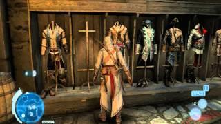 getlinkyoutube.com-Assassin's creed III savegame all unlocked DLC