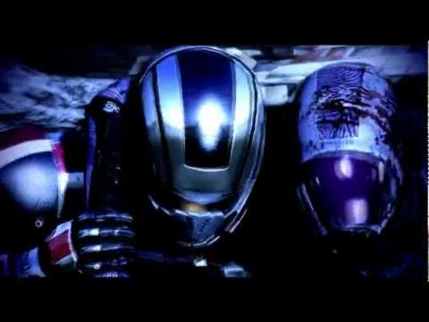 Mass Effect 3 : Extended Cut - I always love you Tali ( Evacuation scene )