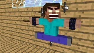 getlinkyoutube.com-Monster School : Brave Part.2 - Minecraft Animation