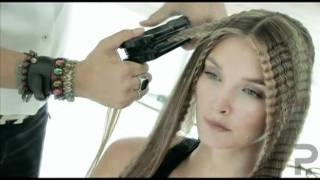 getlinkyoutube.com-How To: Subtly Crimped Hair