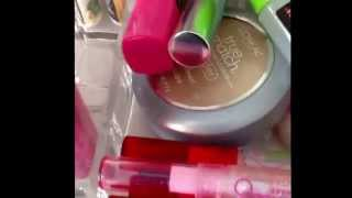 getlinkyoutube.com-Makeup collection (12year old)