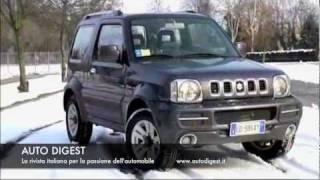 getlinkyoutube.com-Suzuki Jimny: la prova