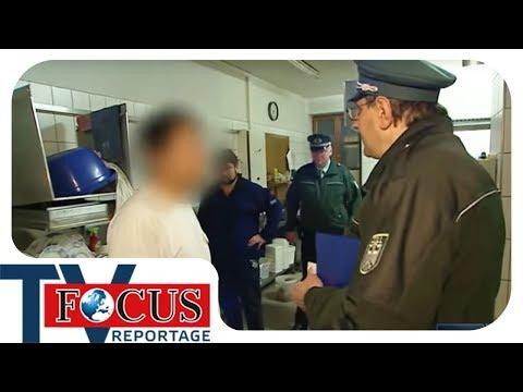 Schwarze Schafe im Job | Unterwegs mit den Fahndern vom Zoll - Focus TV Reportage
