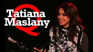 "getlinkyoutube.com-Tatiana Maslany ""Cosima's sexuality is her least defining quality"""