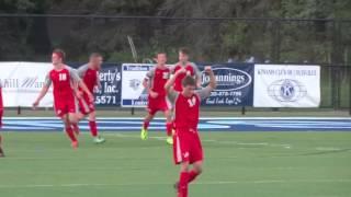 Minerva Lions at Louisville Leopards Boys Soccer Highlights 9 6 2016