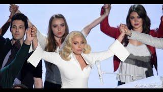 "getlinkyoutube.com-Lady Gaga Oscar Performance | 2016 ""Til It Happens to You"""