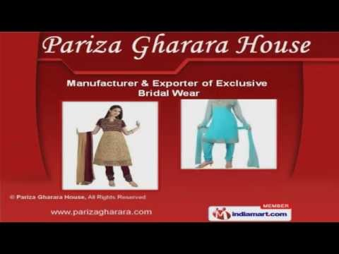 Traditional Bridal Wear by Pariza Gharara House, Meerut