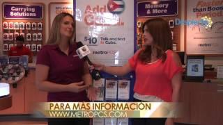METRO PCS CON PROMOCIONES PARA ESTAS NAVIDADES