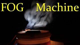 getlinkyoutube.com-How to Make a Fog Machine at home- Easy Way