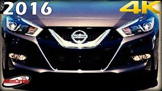 getlinkyoutube.com-2016 Nissan Maxima SR - Ultimate In-Depth Look in 4K