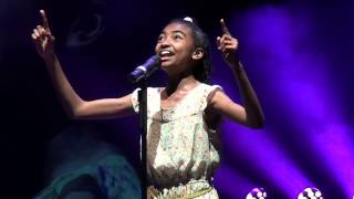 ONE NIGHT ONLY - Jennifer Hudson cover version performed at the TeenStar Singing Competition width=