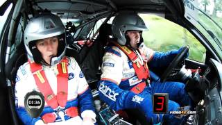 Vid�o Rallye de Chambost 2013 - Escort Cosworth Gr. A par Video42 (824 vues)