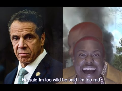 I Got The Governor Mad (Governor Cuomo Response) music video by Paperboy Prince of the Suburbs