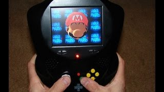 getlinkyoutube.com-Darth64 .. My portable N64 Handheld