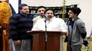 getlinkyoutube.com-Syed Shujaat Shah - Jashan-e-Imam Ali (a.s.) - Leicester (UK) AGA - 3rd June 2012/13 Rajab 1433